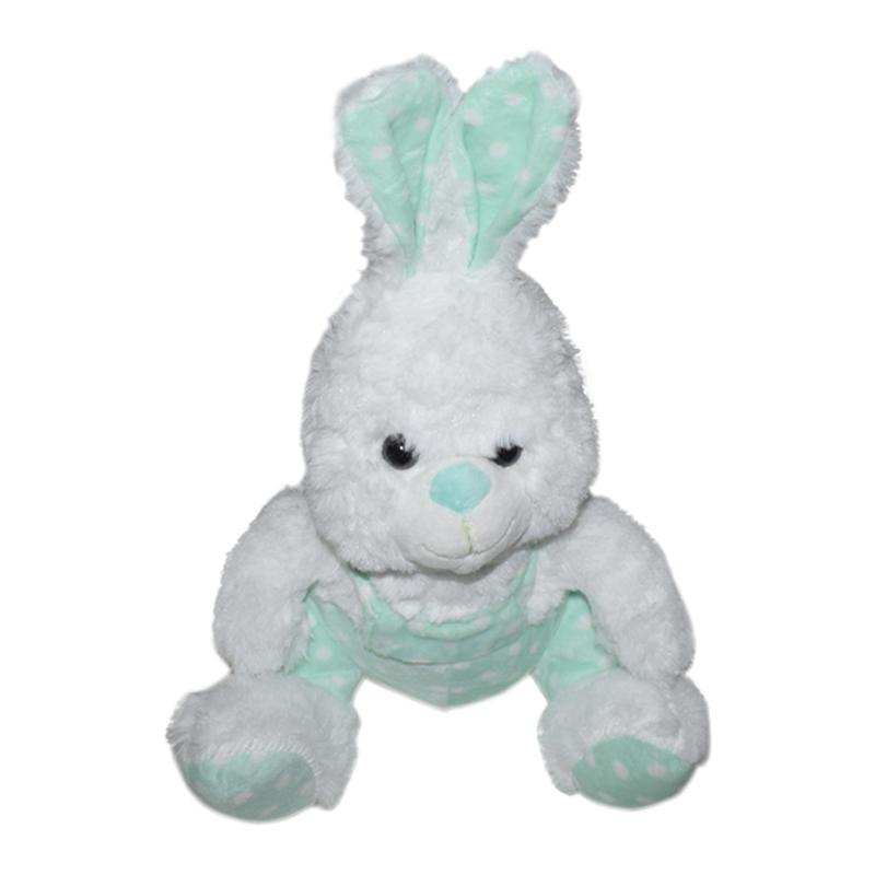 Conejo de peluche 32 cm dos colores diferentes