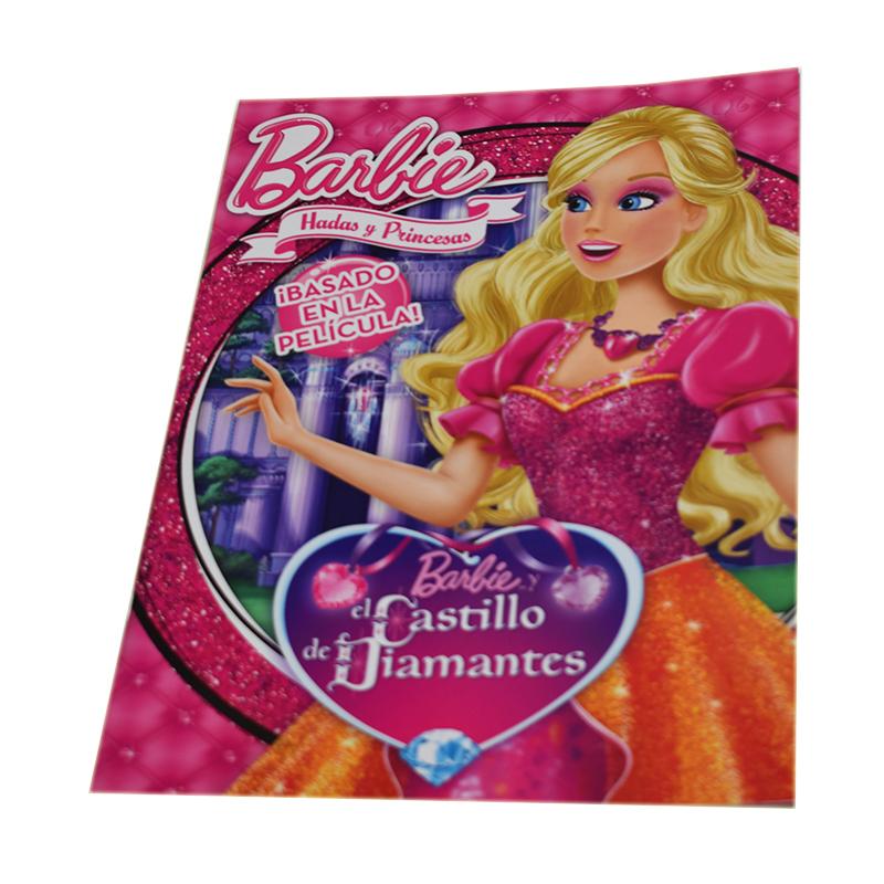 Barbie Hadas y Princesas: castillo de diamantes